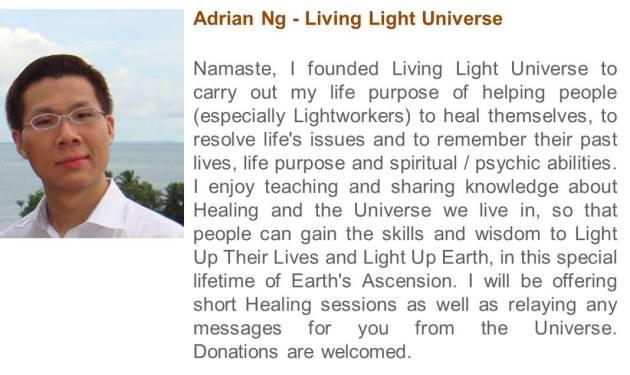 Adrian Profile