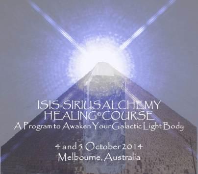 Isis Logo Melbourne