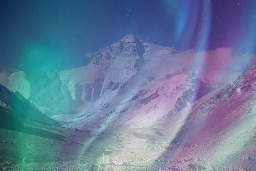 Himalayas Shimmers